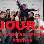 Le #MDW16 c'est ce soir !